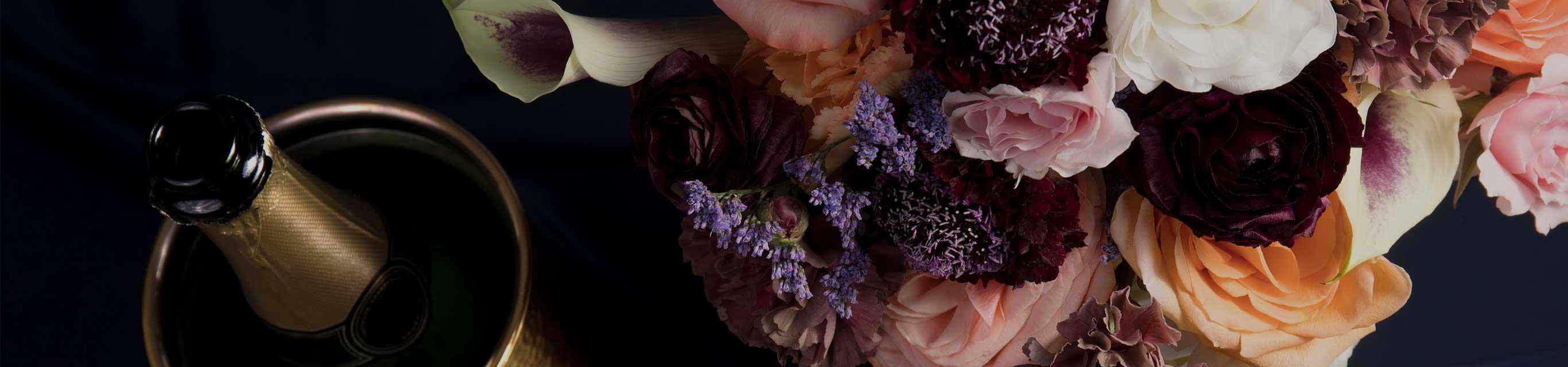 romance bouquets