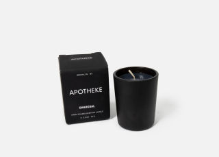 Add On Item: Apotheke Charcoal Votive