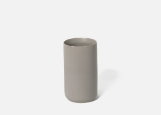Add On Item: Grey Modern Vase