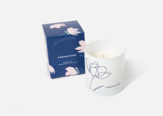 Add On Item: UrbanStems Morning Dew Candle