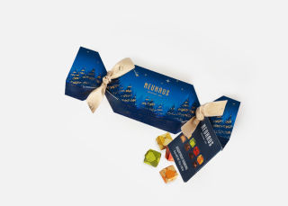 Add On Item: Blue Neuhaus Cracker