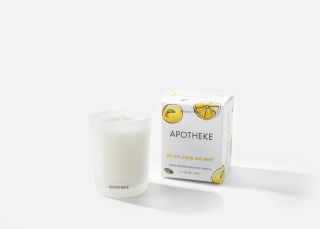 Add On Item: Apotheke Meyer Lemon Votive
