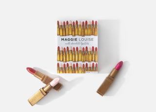 Add On Item: Maggie Louise Chocolate Lipstick Trio