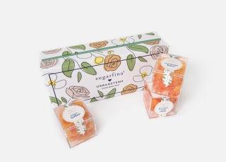 Add On Item: UrbanStems X Sugarfina 3 Piece Bento Box
