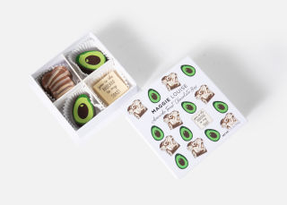 Add On Item: Avocado Toast Chocolates