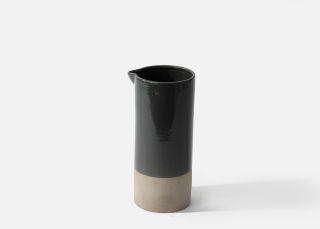 Add On Item: Charcoal Artisan Vase
