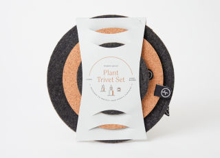 Add On Item: Plant Trivet Set