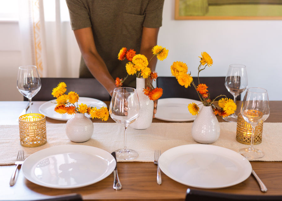 The Rustic Tablescape image number 2