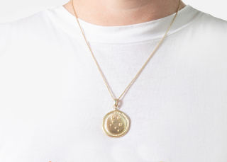 Kendra Scott Libra Necklace image number 1