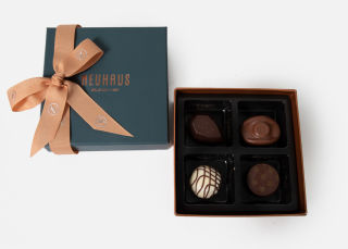 Add On Item: Neuhaus Dark Chocolates