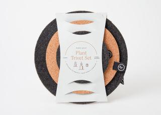 Add On Item: Plant Trivet Set