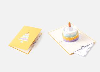 Add On Item: The Happy Birthday Cake Card