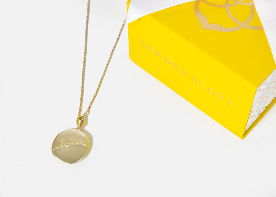 Kendra Scott Libra Necklace image number 2